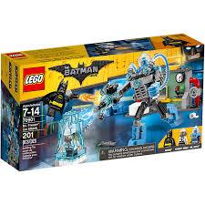 Купить конструктор <b>LEGO Batman</b> Movie Ледяная атака Мистера ...