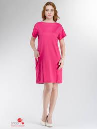 <b>Платье Alina Assi</b>, цвет фуксия - купить в Москве по цене 1044 ...