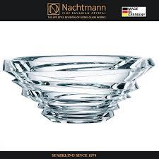 <b>Салатник</b>, D <b>33</b> см, хрусталь, серия <b>SLICE</b>, Nachtmann, Германия ...