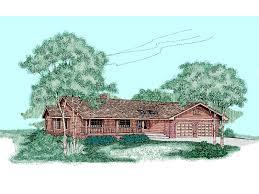 Riva Ridge Country Ranch Home Plan D    House Plans and MoreRiva Ridge Country Ranch Home  HOUSE PLAN