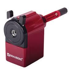 <b>Точилка механическая Brauberg</b> Jet, металлический механизм ...