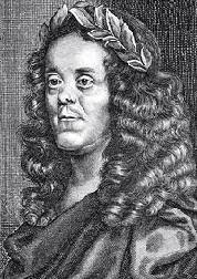 William Davenant, minus part of his nose which he lost as a result of an unfortunate encounter with a lonely treponema pallidum spirochete wearing a cheap ... - 7274_davenant-william-sir
