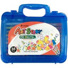 Масляная пастель - <b>Пастель масляная</b> 36 цветов, пластиковая ...