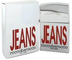 <b>Roccobarocco Silver Jeans</b> Cologne by Roccobarocco