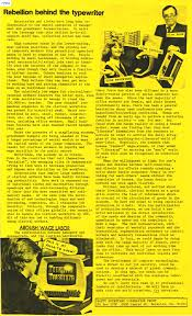 the hall hoag collection brown university nasty secretary liberation front was an example of what was to follow in the magazine processed world pw founded in 1981