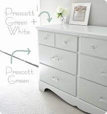 prescott green paint centsational girl painting furniture