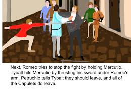 unit english lessons teach romeo and juliet act 3 scene 1 summary
