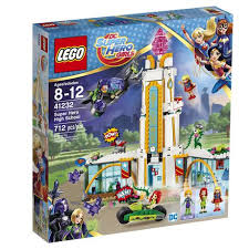 <b>LEGO</b> DC <b>Super HERO Girls</b> - <b>Super HERO</b> High School (41232 ...