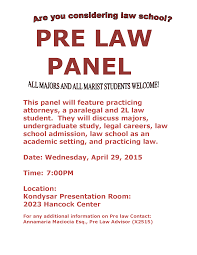 archived news stories college wednesday 29 pre law panel to share insights of practicing attorneys paralegals and law students