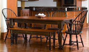 modern dining table teak classics: chairs slat below back colonial dining room with wooden furniture and arrow back chairs also sturdy hardwood table