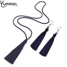 yumfeel brand new crystal tassel