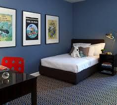 blue room black furniture via cool little boys cityhas design boy room furniture