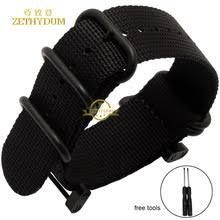 <b>Умные часы</b>, нейлоновый ремешок для часов, браслет, 24 мм ...