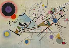 <b>Vasily Kandinsky</b> (1866–1944): Composition 8 (Komposition 8)