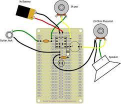 wiring diagram cigar box guitar wiring image cigar box amp 4 steps on wiring diagram cigar box guitar