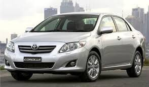 Image result for Silver Toyota Corolla 2012