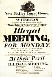 「The Peterloo Massacre」の画像検索結果