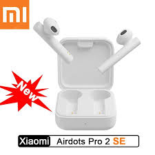 $23 with coupon for <b>NEW Xiaomi Air2 SE</b> Wireless Bluetooth ...