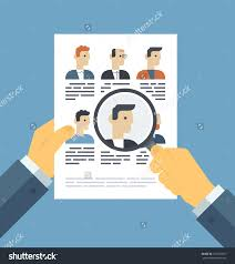 flat design style modern vector illustration stock vector flat design style modern vector illustration concept of human resources management finding professional staff