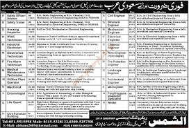 safety officer safety trainer housing inspector industrial safety officer safety trainer housing inspector industrial electrician fire alam technician and other jobs jang jobs ads 01 2015