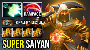 SUPER SAIYAN 7.23 <b>Rampage</b> Pro Juggernaut <b>100</b>% Counter PL ...