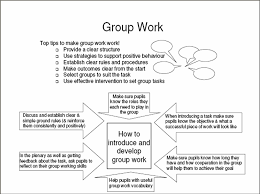 group work in teaching need help writing essay group