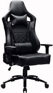 Blue <b>Whale</b> Big and Tall Gaming <b>Chair</b> with Massage Lumbar ...