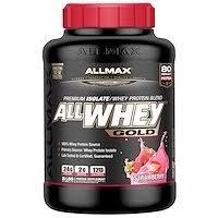 ALLMAX Nutrition, <b>AllWhey Gold</b>, <b>100</b>% <b>Whey</b> Protein + Premium ...