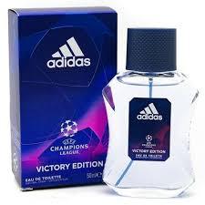 Adidas <b>UEFA CHAMPIONS LEAGUE Victory</b> Edition Eau de Toilette ...