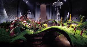 charlie and the chocolate factory set design cinema the charlie and the chocolate factory directed by tim burton 2005