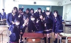 川越南高等学校制服画像