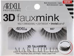 <b>Ardell 3D</b> Faux Mink 857 - <b>Накладные ресницы</b>: купить по лучшей ...