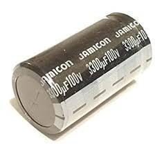 Set of 1, 105°C Electrolytic Capacitor <b>3300uF 100V</b> (3300 mfd 100V ...