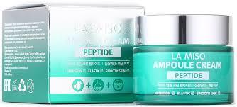 La Miso <b>Ампульный крем с</b> пептидами, 50 мл — купить в интернет ...