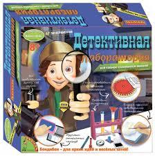 Купить Игровой набор <b>BONDIBON</b> Французские <b>опыты</b> Науки с ...