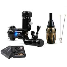 <b>Dragonhawk Raven</b> Tattoo Machine <b>Rotary Tattoo</b> Gun Liner ...