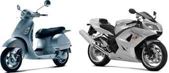 <b>Motorcycles</b> and Similar <b>Vehicles</b>
