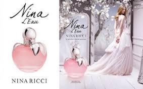 """Résultat de recherche d'images pour """"coffret nina ricci l'eau de parfum"""""""