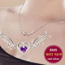 2017 <b>New Arrival 925 Sterling</b> Silver Dream Angels Wings of Love ...