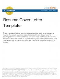 Example Of Cover Letters For Resumes  free sample resume template     Brefash
