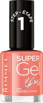 <b>Лак</b> для ногтей Rimmel Super Gel <b>031</b> - <b>Perfect</b> Posy