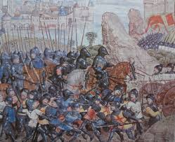 the siege of calais began in early in the hundred years war the siege of calais began in 1346 early in the hundred years war