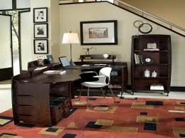 home office work desk and chair in decoration ideas for homeinterior id regarding the most incredible awesome desk furniture bush