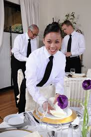 the party staff salaries glassdoor the party staff photo of banquet table set up