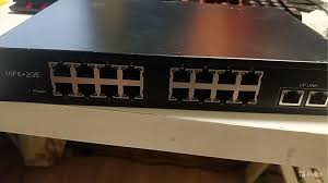 PoE <b>коммутатор Orient SWP-7516POE / 2P PS</b> 1GB 18 x купить в ...