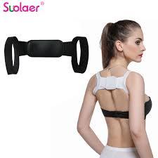 XL/L/M/S <b>New Spine Posture Corrector</b> Protection Back Shoulder ...