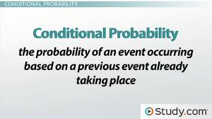 how to calculate the probability of combinations video lesson how to calculate simple conditional probabilities