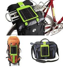 Solar Charge Backpack Bags