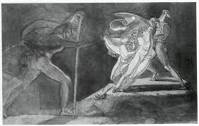 blake in the marketplace including a survey of blakes in 8 henry fuseli edgar feigning madness approaches king lear pen and ink brown and gray washes 62 5 atilde151 96 cm fuseli s largest known drawing