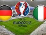 Euro 2016'da İtalya'yı penaltılarla eleyen Almanya yarı finalde